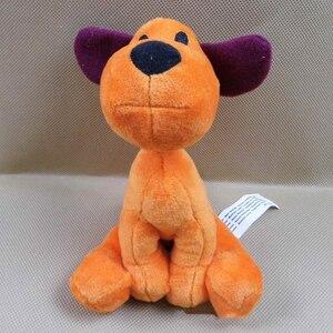 Image 5 - 4 개/대 Pocoyo 플러시 장난감 Elly & Pato & POCOYO & Loula 플러시 인형 소프트 Peluche 박제 동물 장난감 어린이 선물
