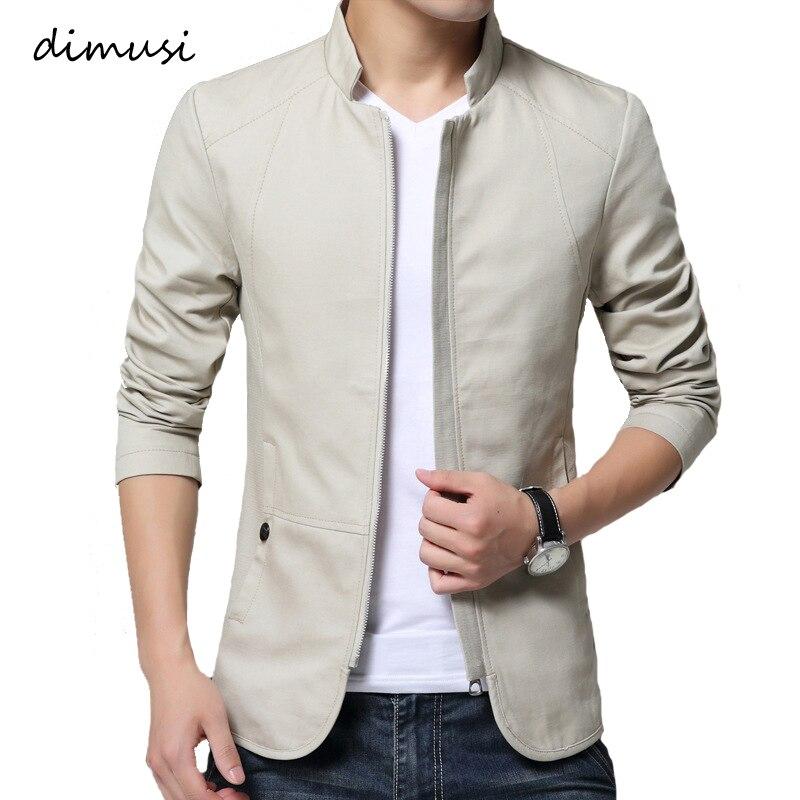 5ef051606e1 DIMUSI мужские куртки модные хлопковые тонкий ветровки куртки человек  Анорак уличная хип хоп бомбер куртки 5XL