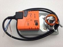 AC85-265V 5Nm Air amortisseur actionneur non-printemps sur/off de souffle de type porte actionneur utilisé pour la ventilation, air valve contrôleur