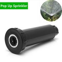5pcs/pack 1/2Inch Spring Loaded Pop Up Sprinkler Garden Supplies Patio Lawn Irrigation Adjustable Pattern H101