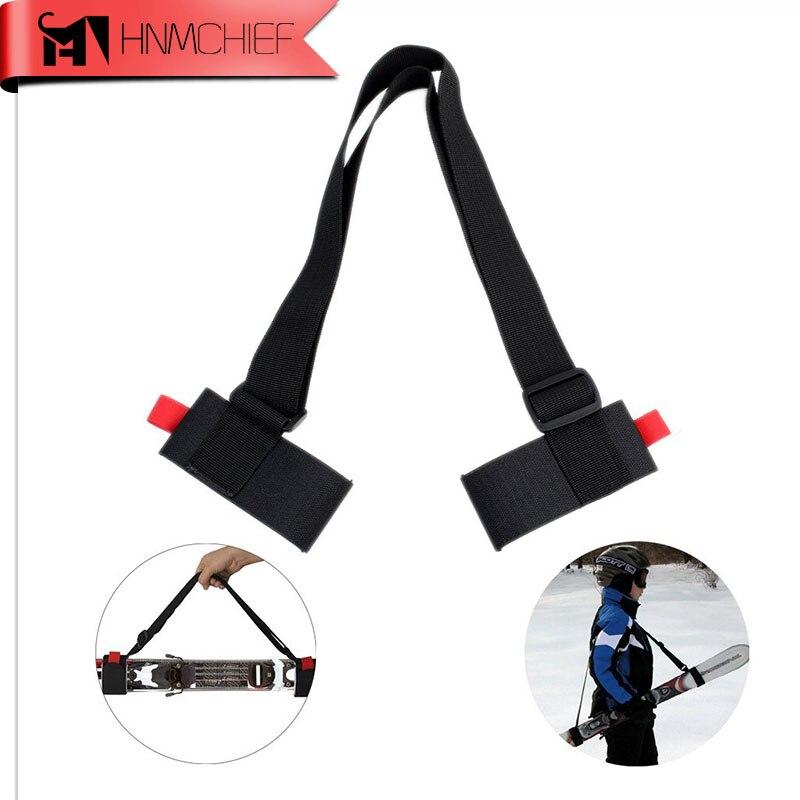 Ski Snowboard Black <font><b>Handbags</b></font> Cross Country Skiing Pole Bag Mountain Skiing <font><b>Snow</b></font> Board Protection Backpack Ski Shoulder Carrier