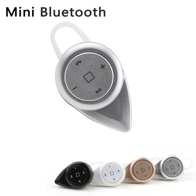 Mini Wireless in-ear Bluetooth Earpiece