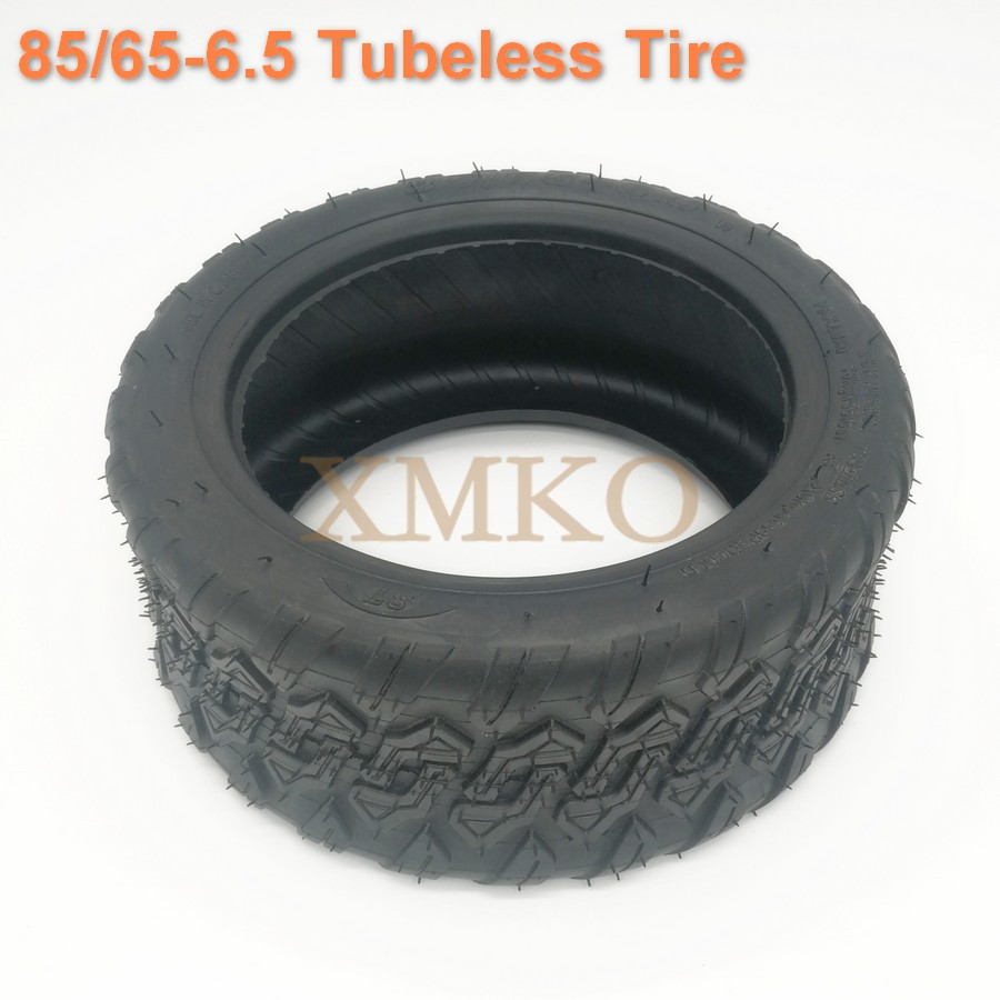 Upgrade 85/65-6.5 Tubeless Scooter Tire Vacuum Tyre For Xiaomi Mini Pro Ninebot Segway Mini Balance Scooter Wheel Off Road Tire