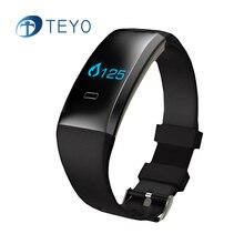 Teyo Новый Кислорода в Крови Спорта Смарт-Группы В2 Bluetooth 4.0 Фитнес-Монитор Сердечного ритма Вызова Напоминание Pulsera интеллектуальная для Andriod