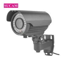SUCAM 5MP AHD безопасности Камера открытый IP66 Водонепроницаемый видеонаблюдения 2,8-12 мм с переменным фокусным расстоянием ручной Пуля CCTV Камера инфракрасный