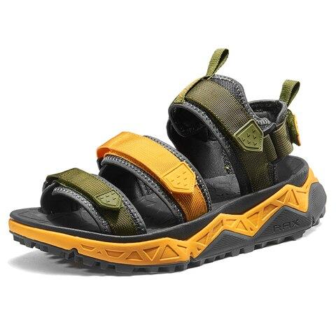 rax homens sandalias esportivas verao ao ar
