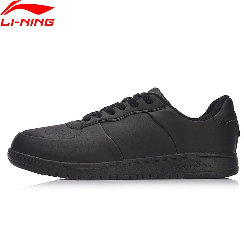 Li-ning hommes SUPERWAVE loisirs marche chaussures léger portable doublure confort classique baskets Sport chaussures AGCN077 YXB148