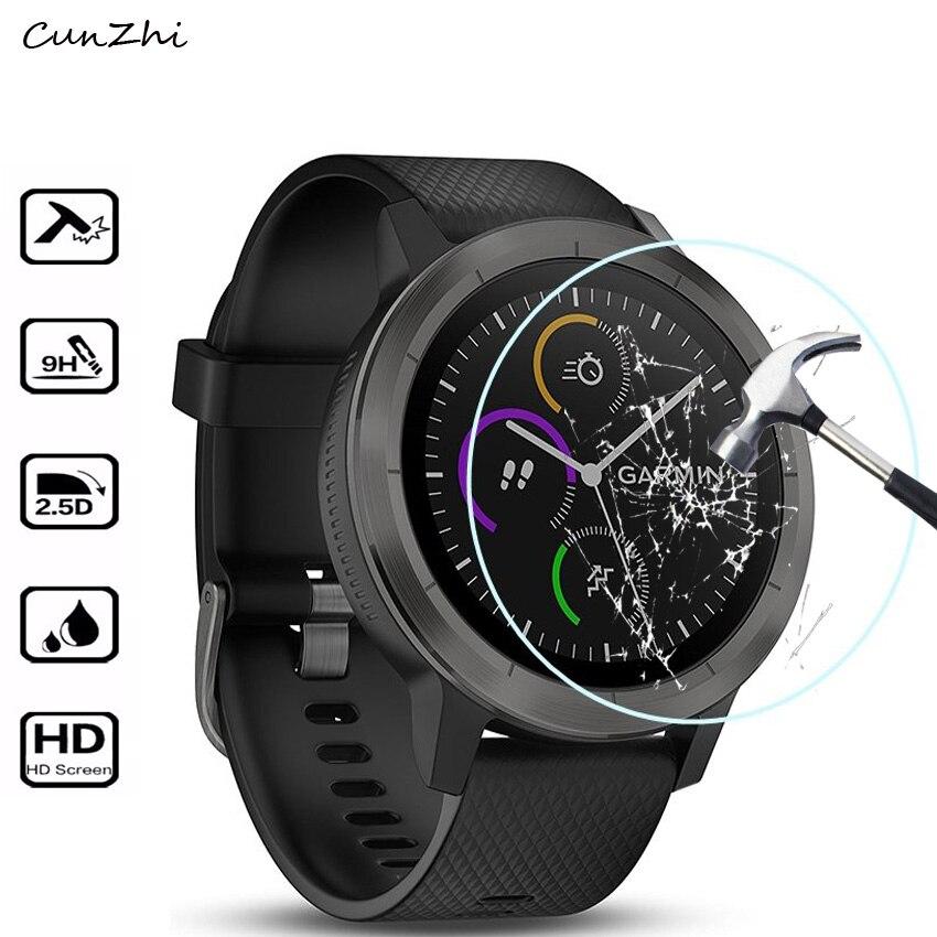 for Garmin Vivoactive3 Tempered Glass Screen Protector