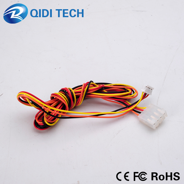 QIDI TECHNOLOGY high quality motor connect cable for 3d printer