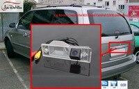 JanDeNing For Kia Grand Carnival (LWB)2006 2014 HD CCD Car Rear View Parking/ Backup Reverse Camera/ License Plate Light OEM