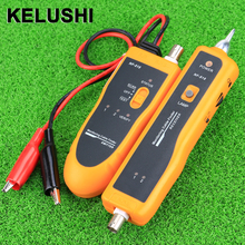 KELUSHI BNC Cable tracker NF-818 monitor line scanner&tester Cable Wire Fault Locator identify the location of break cables