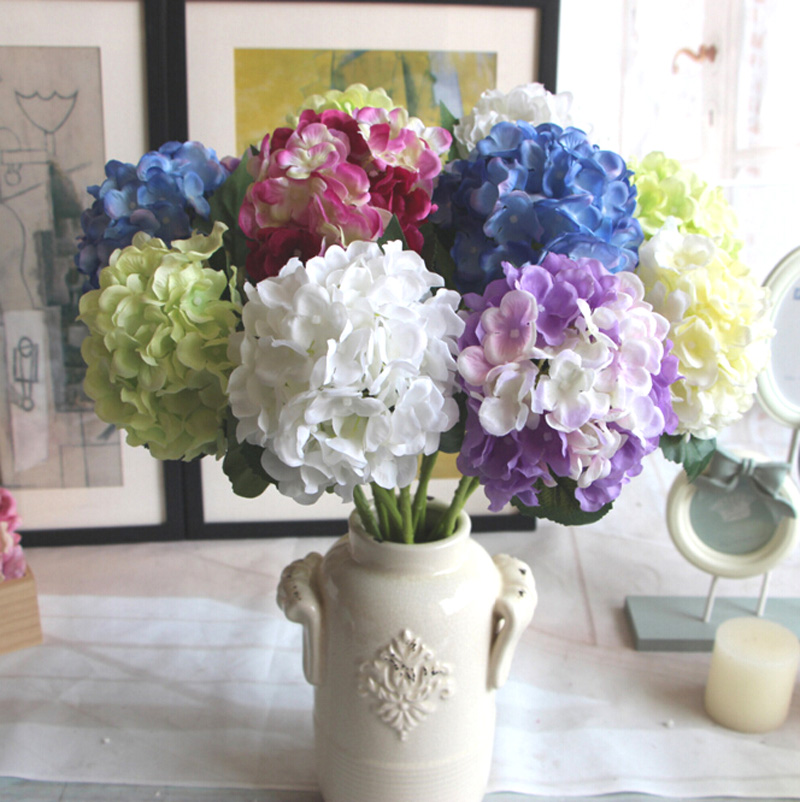 Online Get Cheap Silk Flower Arrangement