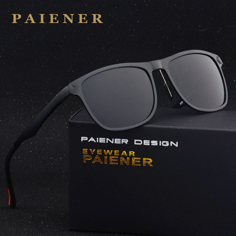 Aluminum Magnesium Brand New Polarized Men s women Sunglasses Color Sun Glasses