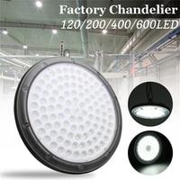 LED High Bay Lighting 30W 50W 100W 150W 2835SMD Hanging Chain Mining Lamp Waterproof IP67 AC180 265V