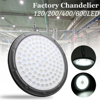 LED High Bay Lighting 30W 50W 100W 150W 2835SMD Hanging Chain Mining Lamp Waterproof IP67 AC180 265V