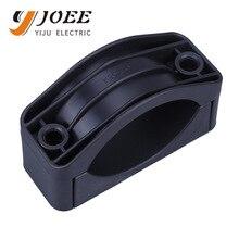 Кабельный зажим с высоким давлением фиксированный обруча провода материал нейлон огнестойкий кабель зажим K90-150