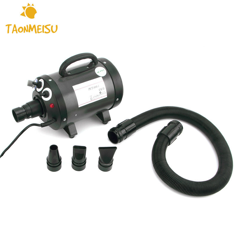2000W 2800W Energy efficient Home Use Portable Pet Hair Dryer Dog Cat Hair Grooming Dryer EU/US/UK 1pcs