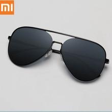 2019 Xiaomi Mijia משקפי שמש ניילון מקוטב טייס משקפי שמש חיצוני נסיעות אנטי Uv ללא בורג UV400 מקוטב לגבר אישה