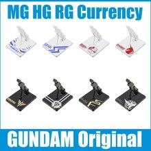 Bandai Mg 1/100 Hg Rg 1/144 Gundam Universale Supporto Della Piattaforma di Action Figure Robot Staffa