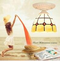 Free Shipping Led Tiffany Lamps Led Ceiling Lights Living Room 85 265V 5W LED Inside Lamps