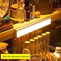 Corridor Cabinets Lights Energy Saving Night Light Intelligent Led Infrared Body Sensor Lamp Wardrobe Lights HN