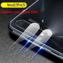 XINDIMAN Back Glass Camera lens for huawei Nova5 Full Tempered on Nova5i Lens film Nova5pro screen protector