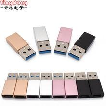 2 шт для iphone к micro usb/type c адаптер зарядного устройства