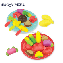Abbyfrank Diy 3D Playdough Modeling Clay Fimo Play Dough Soft Mud Tools Kit Plasticine Polymer Clay