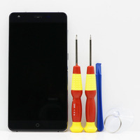 Touch Screen LCD Screen LCD Display For Ulefone Power Digitizer Assembly With Frame Replacement Parts Power