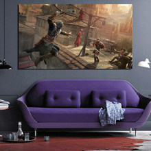 Assassins Creed Revelations Wall Art Canvas Painting Posters Prints Modern Painting Wall Picture For Living Room Home Decoration(China)