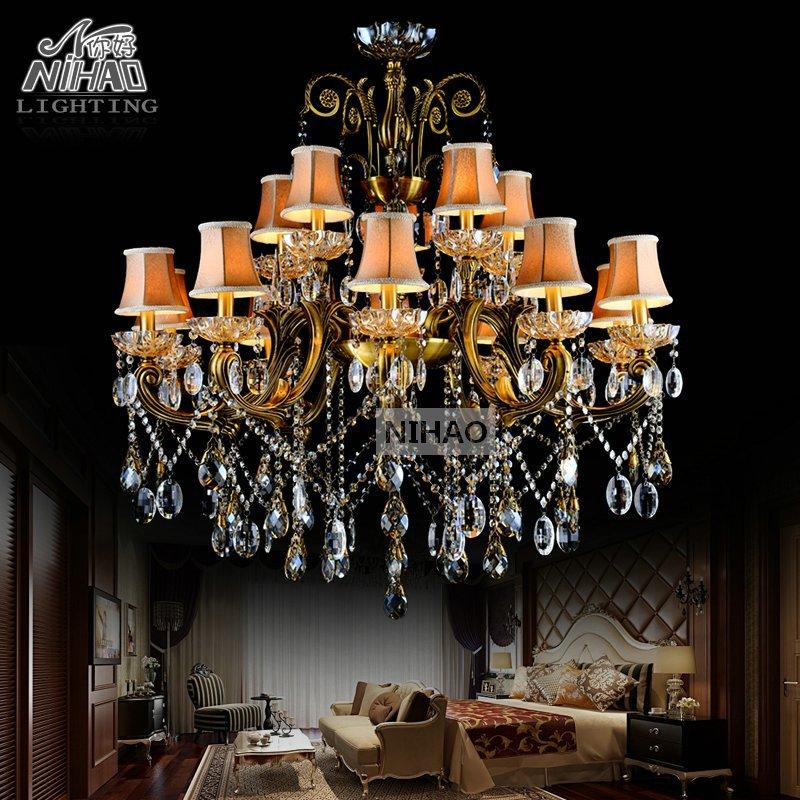 Online Buy Wholesale large brass chandelier from China large brass – Large Brass Chandelier