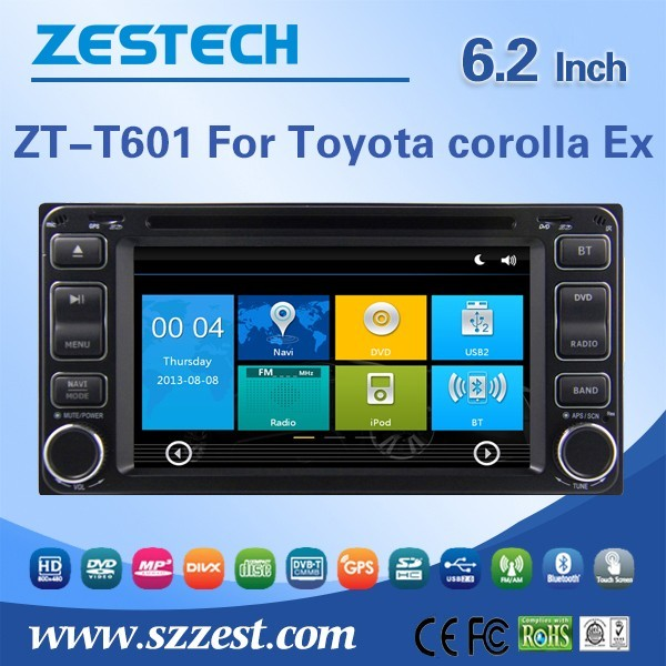 6 2inch 2 Din Car Accessories Made In China Radio For Toyota Sienta Shack