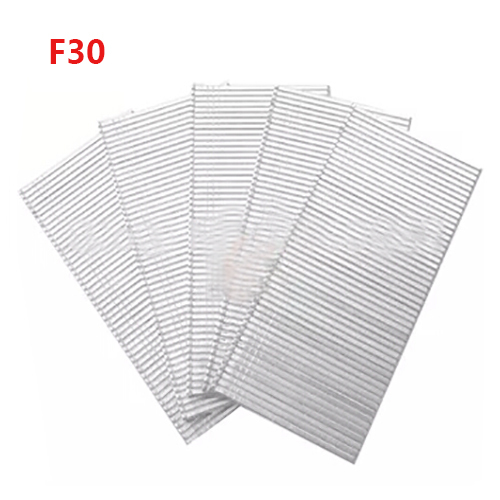 F30 1000pcs Electricity Nail National  Standard  Straight Row Nail  For Leiming  Electric Gun electricity market reform