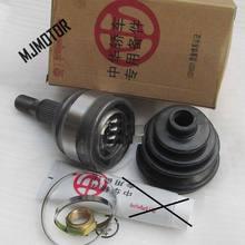 CV сапоги с резиновой пыли крышки с зажимами для китайского блеска H530 V5 1.6L 4A92 двигатель внешняя/внутренняя сторона