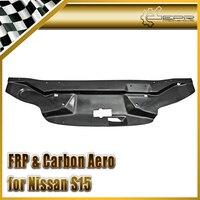 Samochód stylizacji FRP Włókna Szklanego Bronić Garaż Panel Chłodzenia Fit Dla Nissan S15