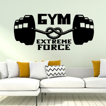 Custom Gym Wall Art Decal Wall Sticker Mural For Baby Kids Rooms Decor Vinyl Art Decal funny memoriable day wall art decal wall sticker mural for kids rooms home decor decorative vinyl wall stickers