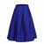 2016 Mujeres Falda de Midi Faldas Del Tutú de Cintura Alta Skater Falda Plisada Estilo de La Escuela de Verano Sol longas estrellas casual saia falda
