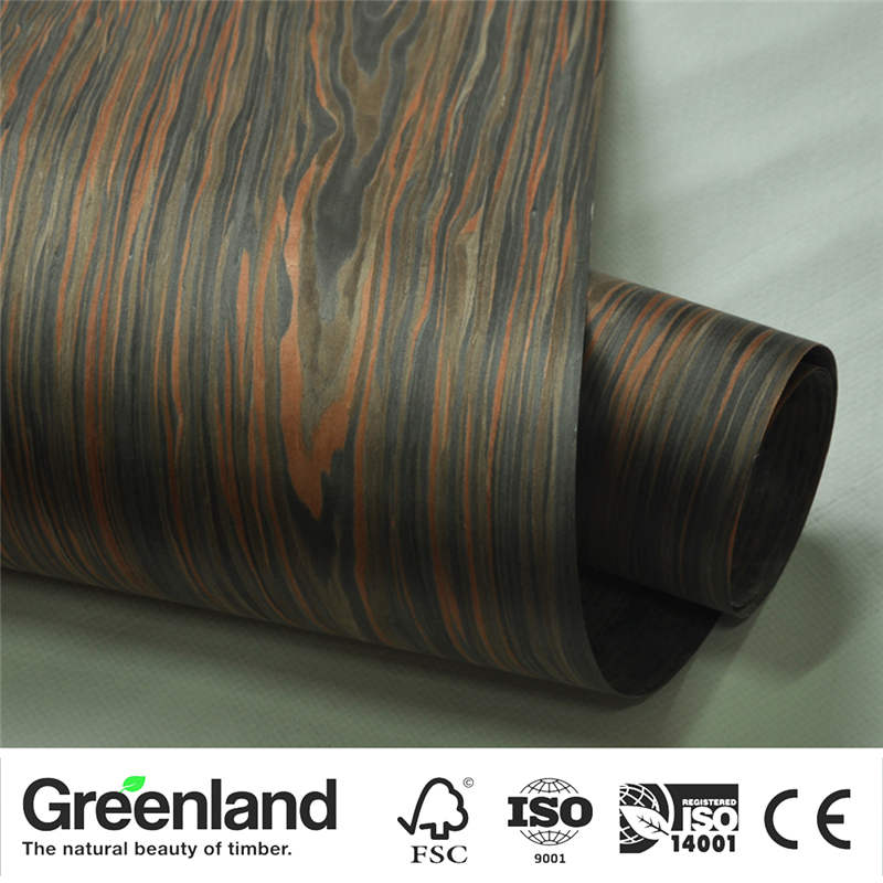 Ebony Veneers Flooring DIY Furniture Natural 250x60 Cm Hardware Shed Sliding Door Container House Bedroom Chair Barn Door