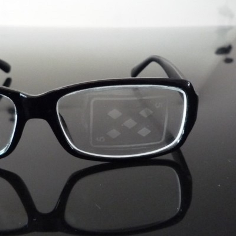 Magic Ghost Glasses 2.0 Version Illusions Magic Tricks Magic Props