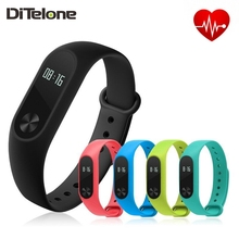 Ditelone м2 смарт браслеты heart rate monitor smart watch фитнес спорт браслет пульсометр sweatproof вызов напоминание