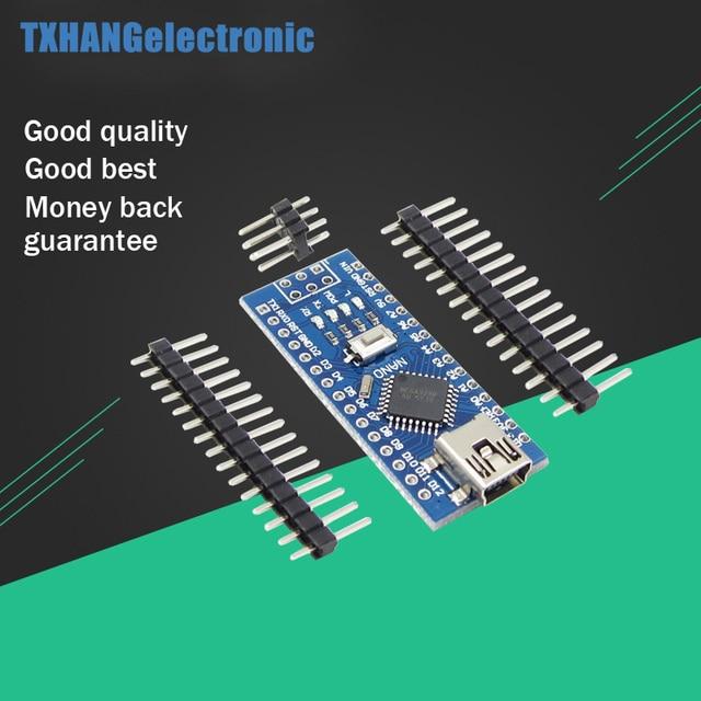 Mini USB CH340 Nano 3.0 ATmega328P Controller Board Compatibel Voor Arduino Nano CH340 USB Driver Nano V3.0 ATmega328
