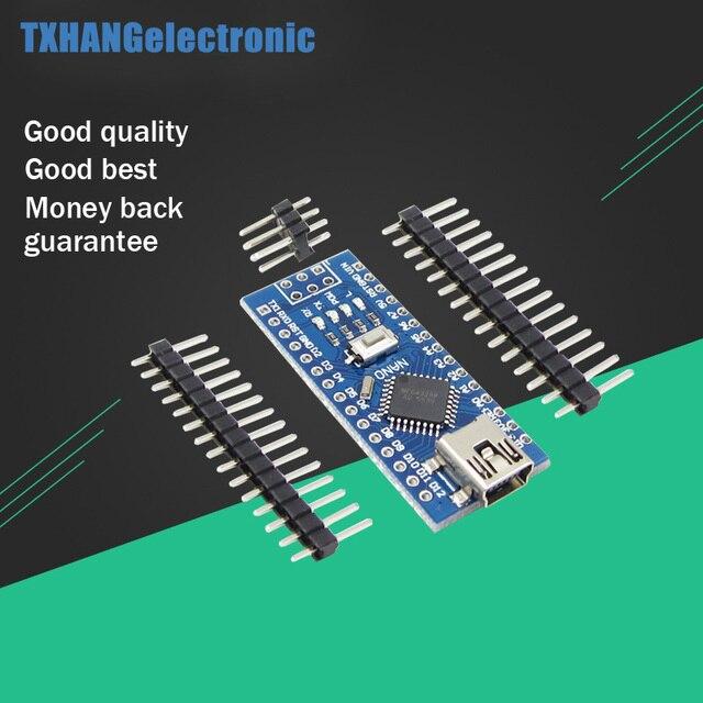 Mini USB CH340 Nano 3.0 ATmega328P Driver Controller Board Compatibile Per Arduino Nano CH340 USB Nano V3.0 ATmega328