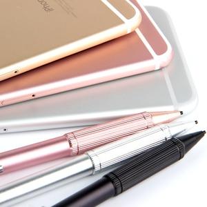 Image 5 - Hoạt Động Bút Màn Hình Cảm Ứng Điện Dung Bút Dành Cho Samsung Galaxy Samsung Galaxy S8 S9 S10 Plus S10E S7 Edge Bút Cảm Ứng Điện Thoại Di Động ốp Lưng Ngòi 1.4 Mm