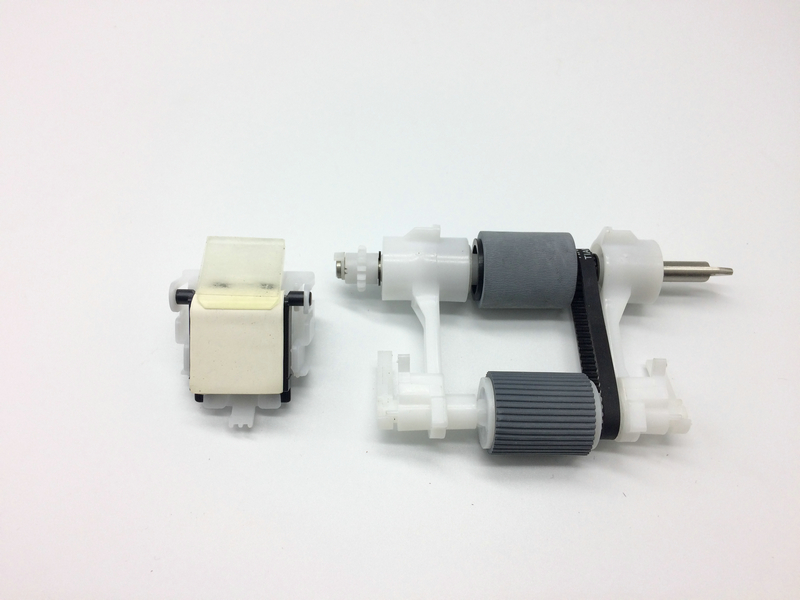 1 SET New ADF Pick Up Roller Separation Pad Kit For Epson GT2500 GT-2500 1435788