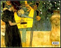 Wholesale klimt oil paintings,100% hand painted canvas Gustav Klimt painting replicas