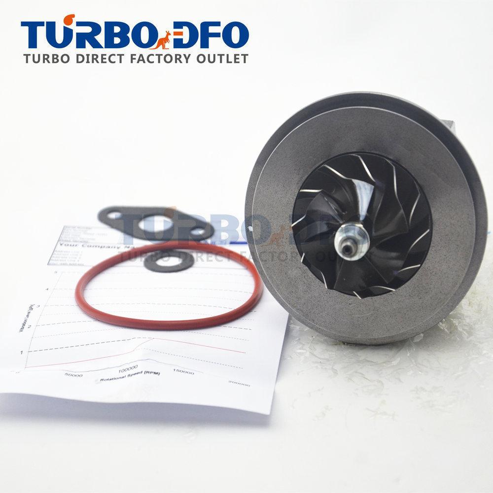 CHRA turbolader 491335-03101 49135-03101e for 2.8 D 4M40 turbocharger cartridge core ME201677 blanced turbine