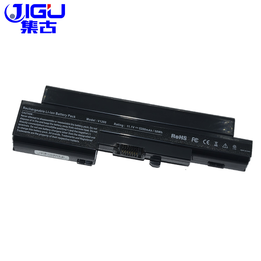 JIGU New Replacement Laptop Battery For DELL Vostro 1200 V1200 BATFT00L6 RM628 RM627 Series
