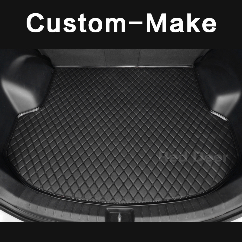 Custom Fit Car Trunk Mat Specially Made For Audi A7 S7 RS7