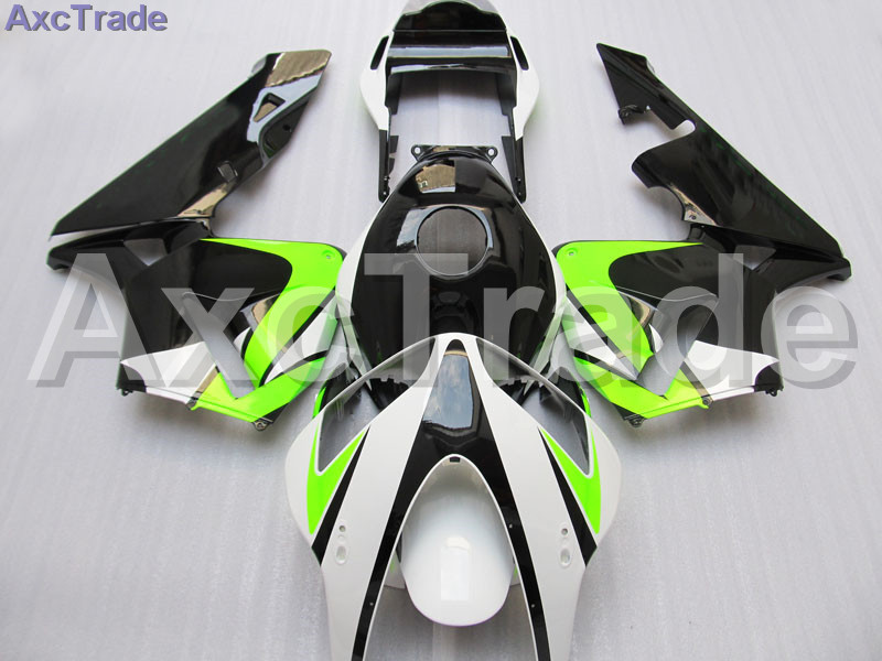 Moto Injection Mold Motorcycle Fairing Kit For Honda CBR600RR CBR600 CBR 600 2003 2004 03 04 F5 Bodywork Fairings Custom Made gray moto fairing kit for honda cbr600rr cbr600 cbr 600 f4i 2001 2003 01 02 03 fairings custom made motorcycle injection molding