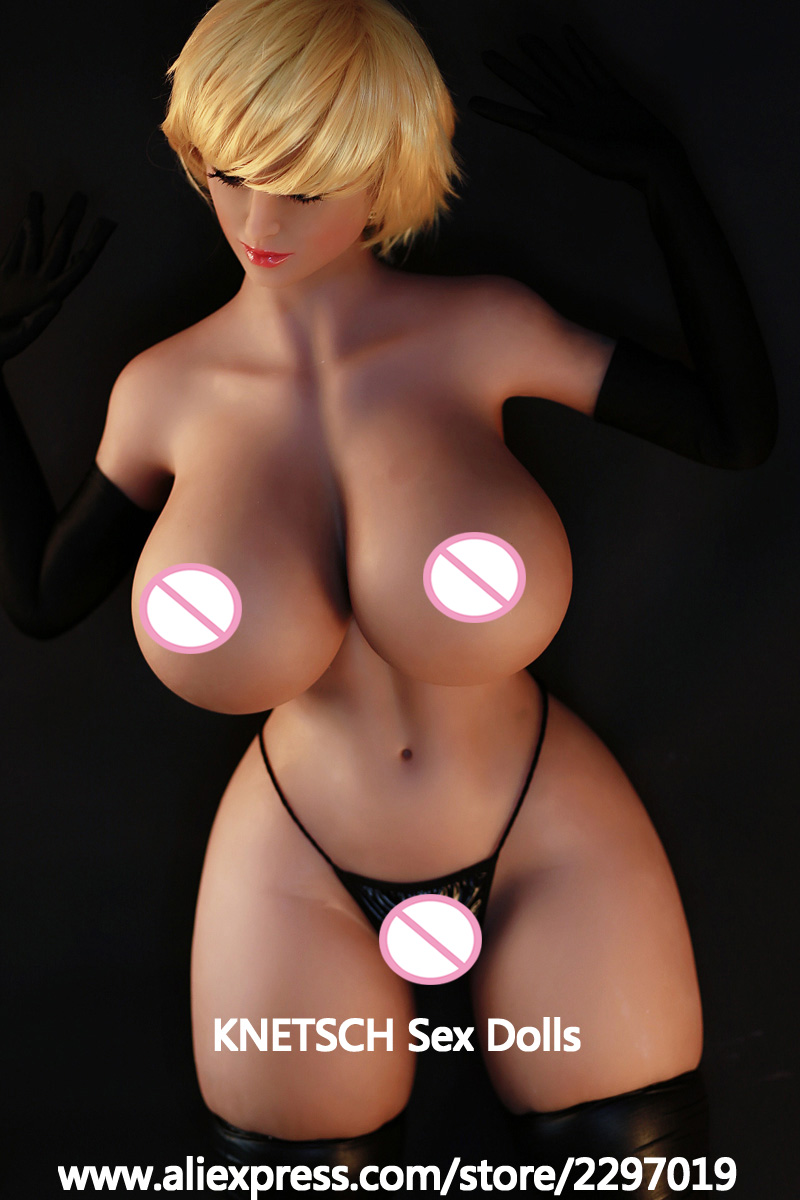 Image 2 - 159cm Full Size Realistic Sex Dolls With Metal Skeleton Lifelike Oral Vagina Silicone Love Doll Huge Breast Big Butt Sexy Dolls-in Sex Dolls from Beauty & Health
